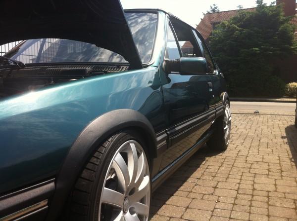 Peugeot 205 CTi Ti